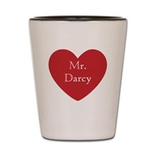 Mr. Darcy Shot Glass