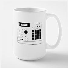 Beats All Day Large Mug