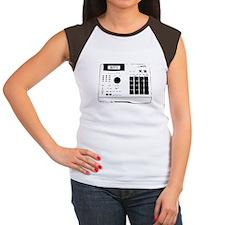 Beats All Day Women's Cap Sleeve T-Shirt