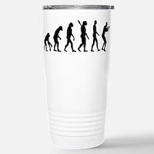 Boxing evolution Stainless Steel Travel Mug