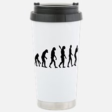 Boxing evolution Travel Mug