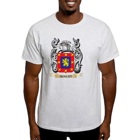 Benezit Family Crest - Benezit Coat of Arm T-Shirt