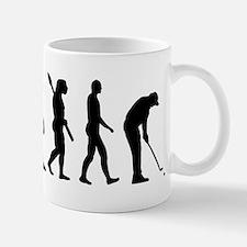 Golf evolution Small Small Mug