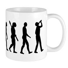 Drinking alcohol evolution Mug