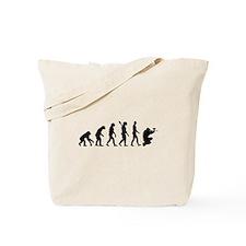 Paintball evolution Tote Bag
