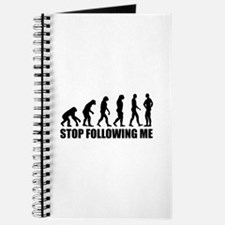 Stop following me evolution Journal