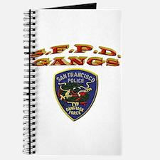 S.F.P.D. Gang Task Force Journal