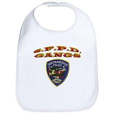 S.F.P.D. Gang Task Force Bib