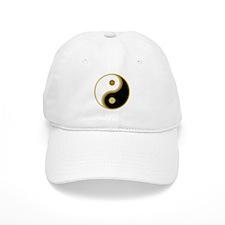Yin Yang, Gold Baseball Cap