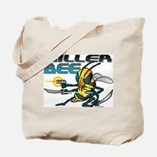 Killer Bee @ eShirtLabs.Com Tote Bag
