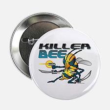 Killer Bee @ eShirtLabs.Com Button