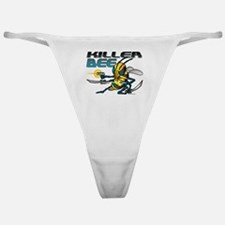 Killer Bee @ eShirtLabs.Com Classic Thong