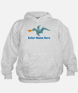 Personalized Dragon Hoodie
