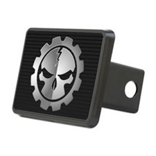 Chrome Skull Hitch Cover