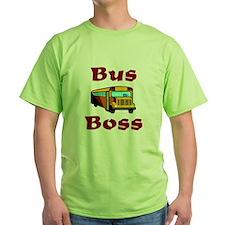 Cute School bus driver T-Shirt