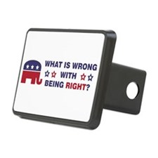 What Is Wrong With Being Right Hitch Cover