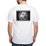 No Fear White T-Shirt