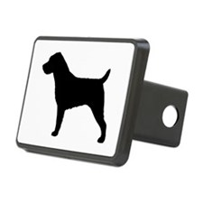 Wirehair Jack Russell Hitch Cover