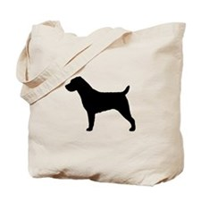 Wirehair Jack Russell Tote Bag