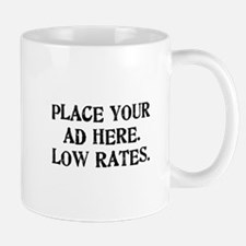 Low Rates Mug