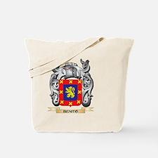 Benito Family Crest - Benito Coat of Arms Tote Bag