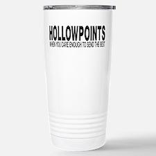 HOLLOWPOINTS Travel Mug
