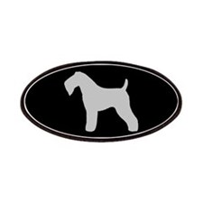 Kerry Blue Terrier Patch