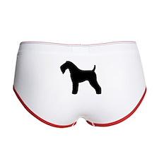 Kerry Blue Terrier Women's Boy Brief