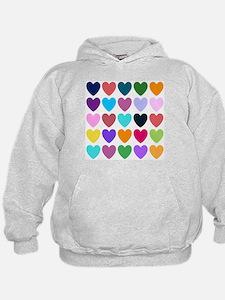 Hearts Hoodie