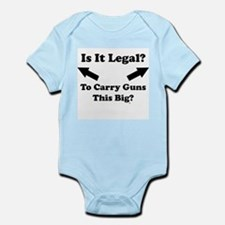 Is It Legal? Infant Creeper