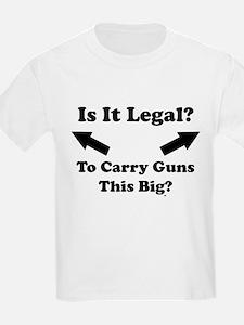 Is It Legal? Kids T-Shirt