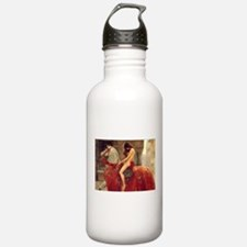 John Collier Lady Godiva Water Bottle