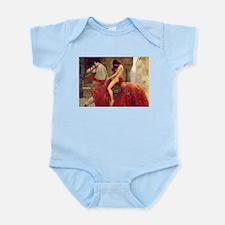 John Collier Lady Godiva Infant Bodysuit