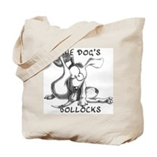 Dog's Bollocks Tote Bag