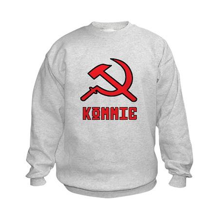 Kommie Hammer & Sickle Kids Sweatshirt