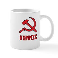 Kommie Hammer & Sickle Mug