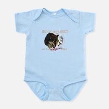 331st wolfpack Infant Bodysuit