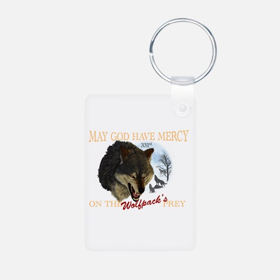 331st wolfpack Keychains