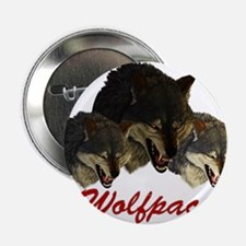 "Wolfpack Front 2.25"" Button"