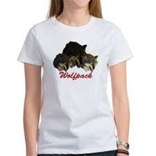 Wolfpack Front Tee