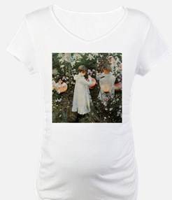 Sargent Carnation, Lily, Lily, Rose Shirt