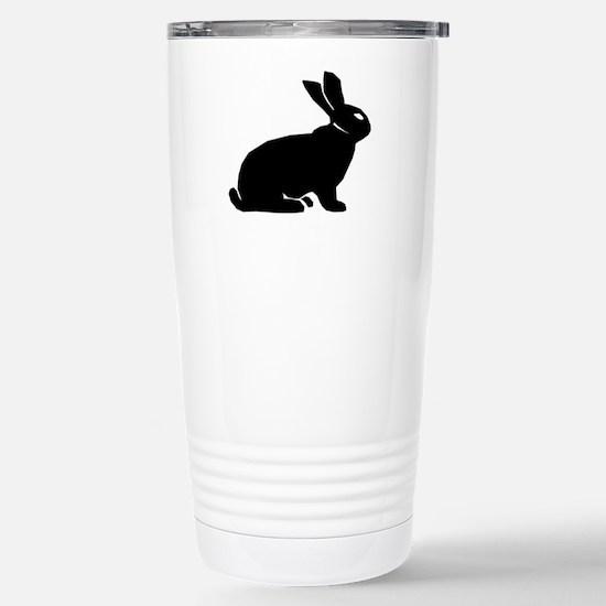 Rabbit Stainless Steel Travel Mug