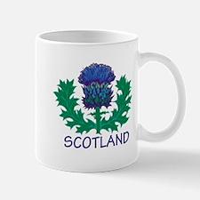 Funny Scottish thistle Mug