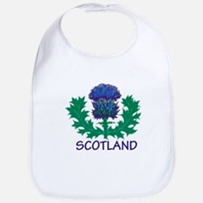 Unique Thistle Bib
