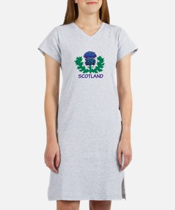 Unique Edinburgh scotland Women's Nightshirt