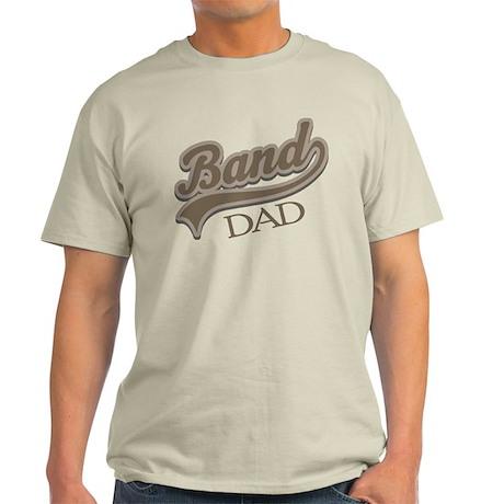 Band Dad Music Light T-Shirt