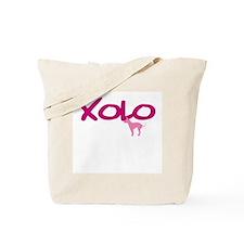 "Xolo ""Pink"" Tote Bag"