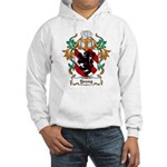 Young Coat of Arms Hooded Sweatshirt