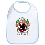 Young Coat of Arms Bib