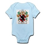 Young Coat of Arms Infant Creeper